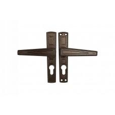 Ручка дверная к ЗВ4-3.01 РФ1-55.01 (медь)